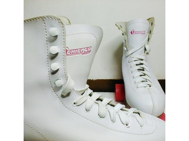 Patines Cuatro Ruedas Marca Chicago Skates - 1/4