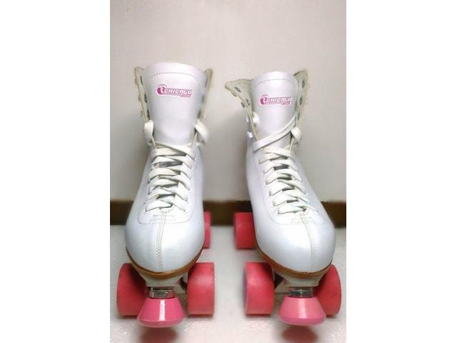 Patines Cuatro Ruedas Marca Chicago Skates - 2/4