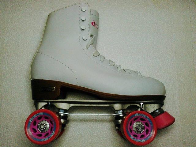 Patines Cuatro Ruedas Marca Chicago Skates - 3/4