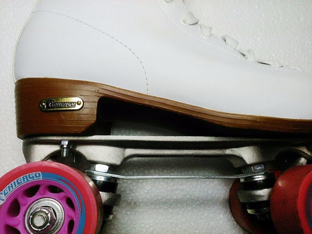 Patines Cuatro Ruedas Marca Chicago Skates - 4/4