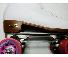 Patines Cuatro Ruedas Marca Chicago Skates - Imagen 4/4