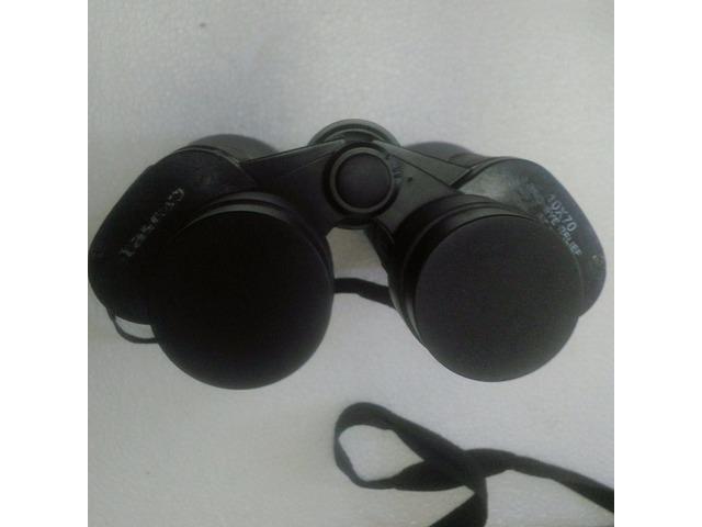 Binoculares (larga Vista) Marca Tasco Alcance 10x70 - 4/4
