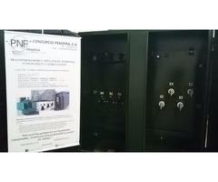 Transformador pad mounted trifásico 3f potencia 750 kva y 1.000 kva, ambos at 13800v 120/208v