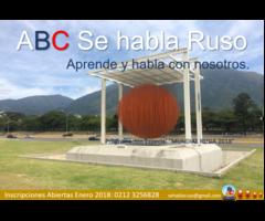 ABC se habla Ruso aprende y habla con nosotros