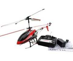 helicoptero t10  Tseries.. juguete profesional