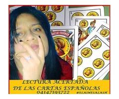 LECTURA ACERTADA DE LAS CARTAS O BARAJAS ESPAÑOLAS