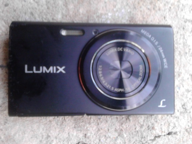 Camara Digital Lumix - 1/2