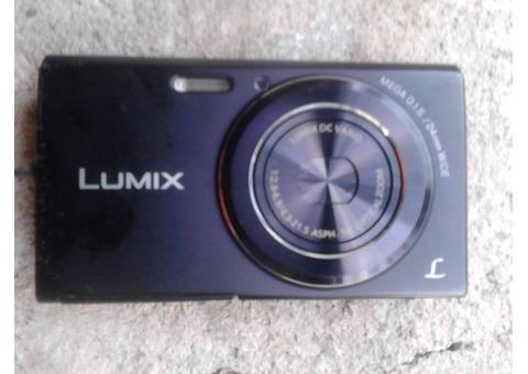 Camara Digital Lumix