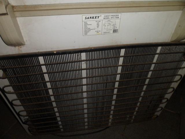 Enfriador-Congelador, marca Sankey de 200 litros - 3/6