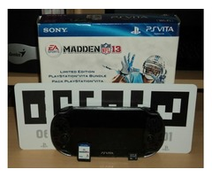 PlayStationVita + Madden13