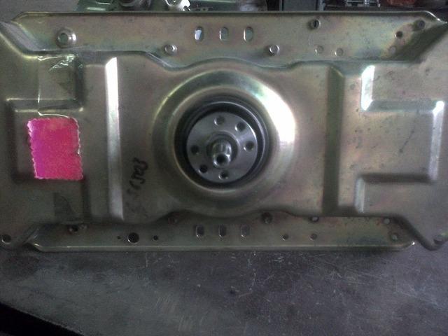 Transmision de lavadora LG - 6/6