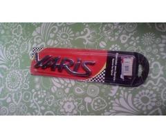 Emblema para maleta de Toyota Yaris