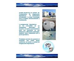 CAMARAS HIPERBARICAS FABRICACION ASESORIA INSTALACION - Imagen 1/5