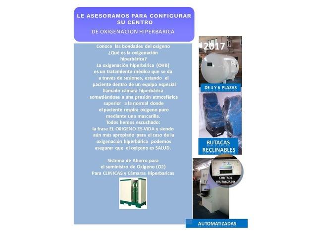 CAMARAS HIPERBARICAS FABRICACION ASESORIA INSTALACION - 2/5