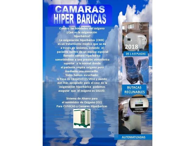 CAMARAS HIPERBARICAS FABRICACION ASESORIA INSTALACION - 5/5