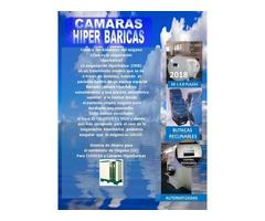 CAMARAS HIPERBARICAS FABRICACION ASESORIA INSTALACION - Imagen 5/5
