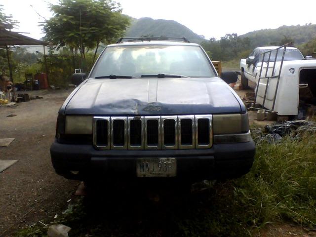 jeep grand cherokee 98 - 1/1