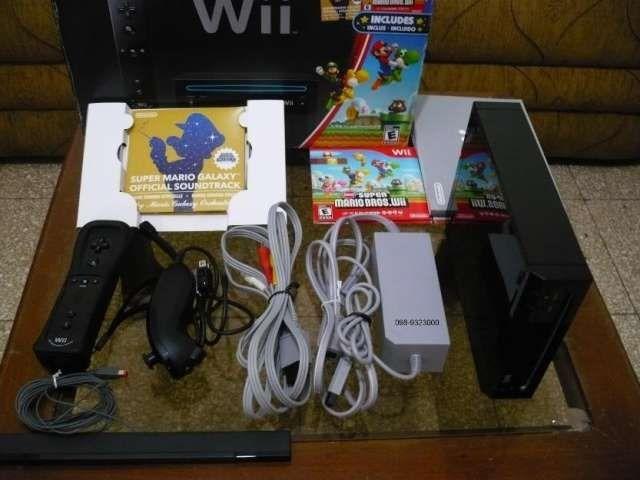 Nintendo Wii Edicion Mario Kart Original - 1/1