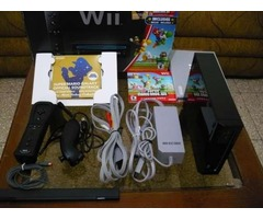 Nintendo Wii Edicion Mario Kart Original