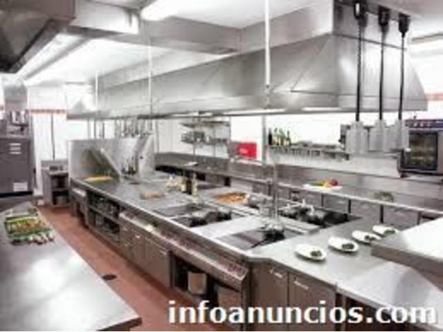 TECNICOS PARA RESTAURANTES REPARACION HORNOS INDUSTRIALES - 2/5