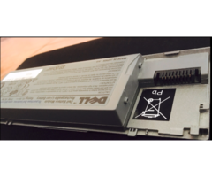 Pila Para Lapto Dell 630 Y 620