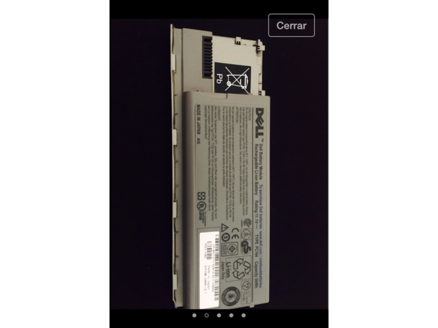 Pila Para Lapto Dell 630 Y 620 - 3/3
