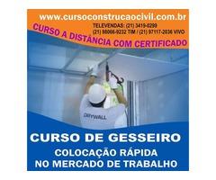 Curso De Drywall - cursoconstrucaocivil.com.br