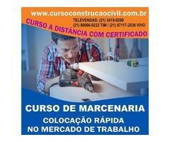 Curso De Marcenaria - cursoconstrucaocivil.com.br