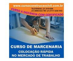 Curso De Marcenaria Online - cursoconstrucaocivil.com.br