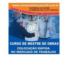 Curso De Mestre De Obras - cursoconstrucaocivil.com.br