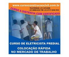 Curso De Eletricista Predial - cursoconstrucaocivil.com.br