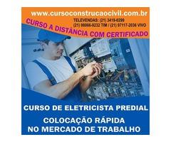 Curso De Eletricista Industrial - cursoconstrucaocivil.com.br