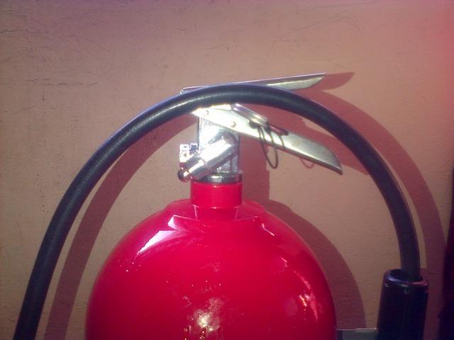 extintor de Co2 - 4/4