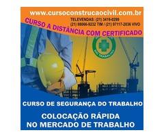 Curso De Segurança Do Trabalho - cursoconstrucaocivil.com.br