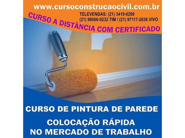 Curso De Pintura De Parede - cursoconstrucaocivil.com.br - 1/1
