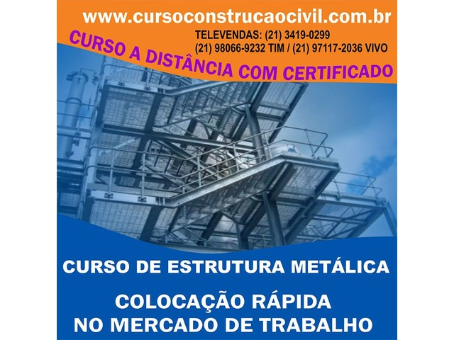 Curso De Estrutura Metálica - cursoconstrucaocivil.com.br - 1/1