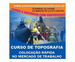 Curso De Topografia - cursoconstrucaocivil.com.br