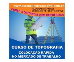 Curso Tecnico Em Topografia - cursoconstrucaocivil.com.br