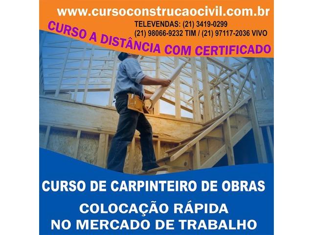 Curso De Carpinteiro De Obras - cursoconstrucaocivil.com.br - 1/1