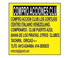 COMPRO ACCIONES CLUB PUERTO AZUL, PLAYA GRANDE, VALLE ARRIBA, TACHIRA, - Imagen 2/2