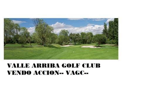 ACCION CLUB VALLE ARRIBA GOLF CLUB