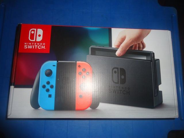 Consola Nintendo Switch mas un juego en fisico ARMS - 1/4