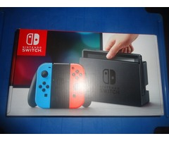 Consola Nintendo Switch mas un juego en fisico ARMS - Imagen 1/4