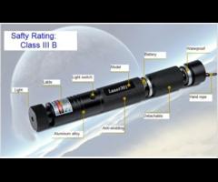 Apuntador Laser 200mw Verde Enfocable Laser 301 Nuevos! - Imagen 5/5