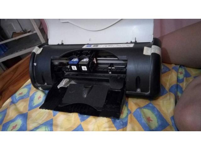 Impresora Hp Deskjet D1560 - 1/2