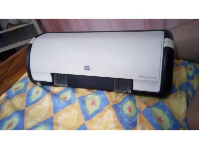 Impresora Hp Deskjet D1560 - 2/2
