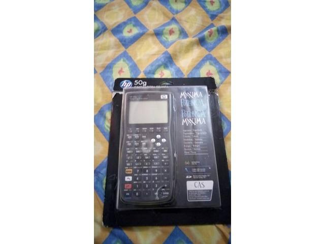 Calculadora Hp 50g Nueva - 1/2