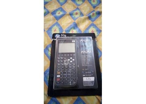 Calculadora Hp 50g Nueva