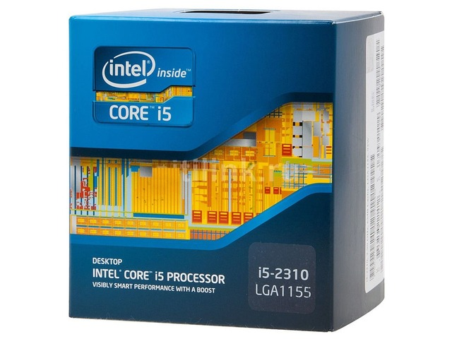 procesador intel core i5 2310 - 1/1