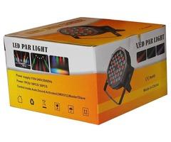 Par Led 36 Rgb 36w Dmx512 7ch Con Control Remoto Nuevos! - Imagen 6/6